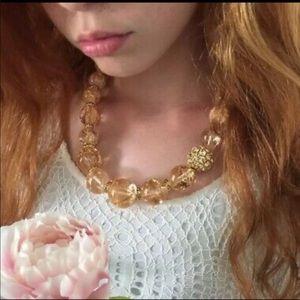 Kate Spade! Lucite Collar Necklace!